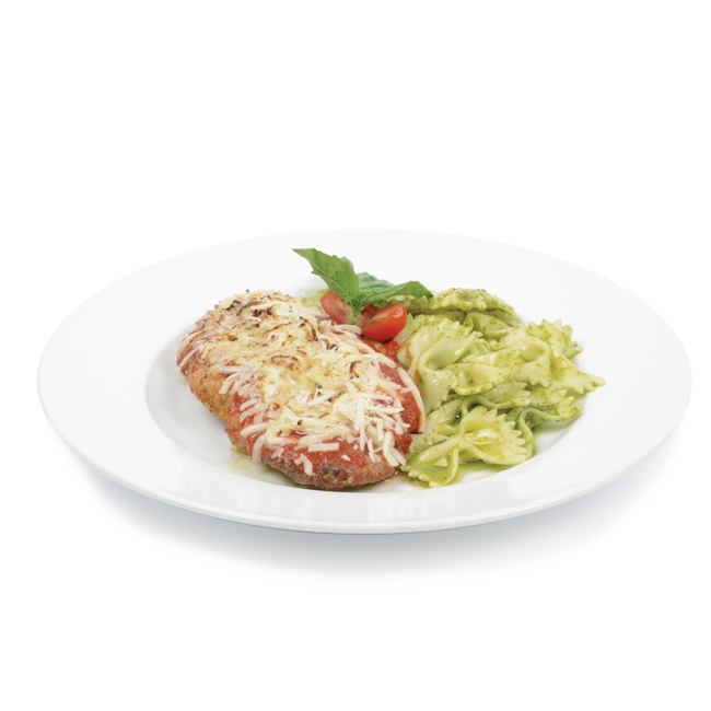 Parmigiana Chicken cutlet