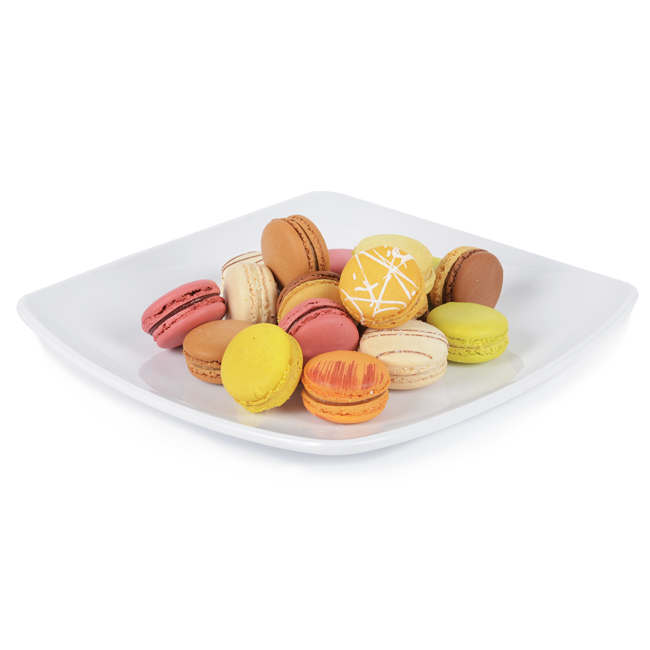 Macarons (variety of flavors)